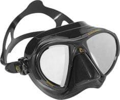 Cressi Maska NANO BLACK, potápěčské brýle