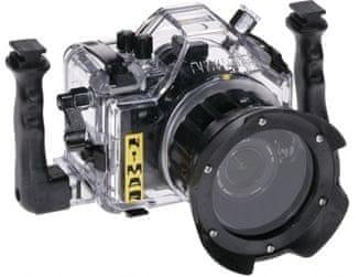 NIMAR Pouzdro podvodní pro Nikon D90, port 18-55 mm