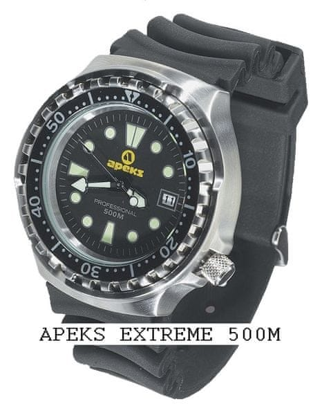 APEKS Hodinky PROFESSIONAL Extreme 500M, Apeks, extreme