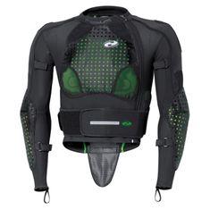 Held moto oblek s chráničmi  KENDO (Safety Jacket)