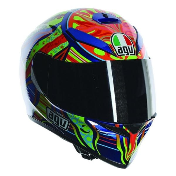 AGV přilba K-3 SV Five Continents vel.ML (58cm)