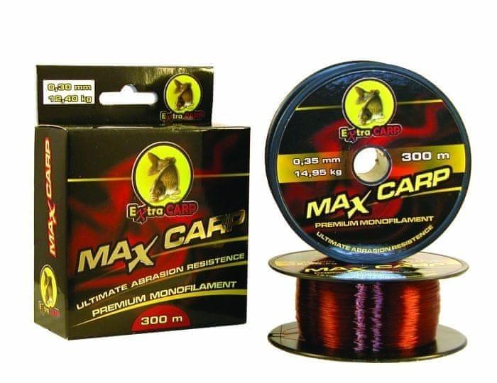 Extra Carp Vlasec Max Carp 300 m 0,25 mm, 8,40 kg