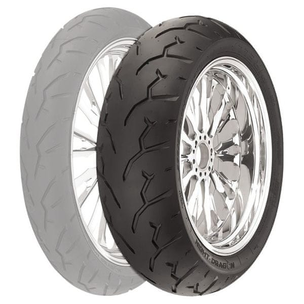 Pirelli 180/55 B 18 M/C 80H TL Reinf NIGHT DRAGON GT