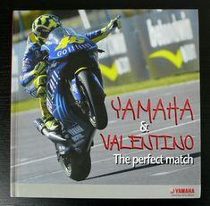 Kniha Valentino Rossi - Yamaha