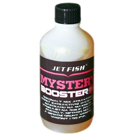 Jet Fish booster mystery 250 ml Pečeň-Krab