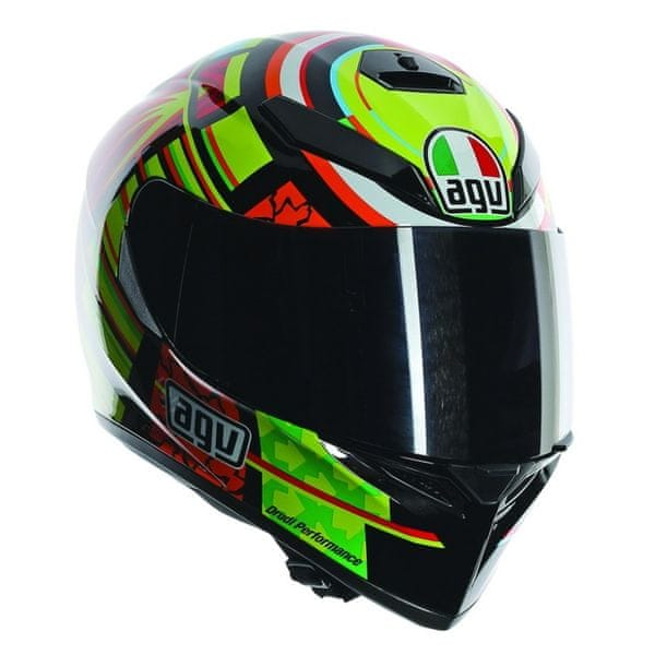 AGV přilba K-3 SV Elements vel.ML (58cm)