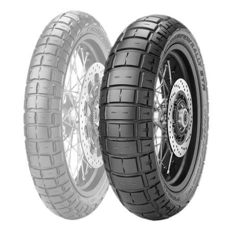 Pirelli 170/60 R 17 M/C 72V M + S TL SCORPION RALLY STR