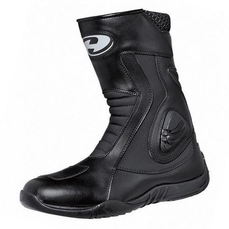 Held moto topánky  GEAR vel.37 čierne, Hipora, koža (pár)