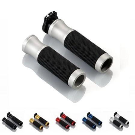 Rizoma gripy  Sport Line s uchytením laniek, 22mm, Modrá (2ks)