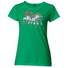 Held dámské triko  STREET zelené