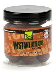 ROD HUTCHINSON Instant Attractor Pop Ups Red Salmon&Krill