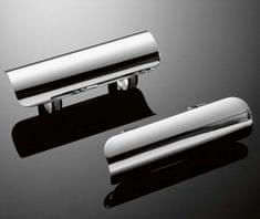 Highway-Hawk kryt výfuku CHROME pro průměr 55mm, chrom (1ks)