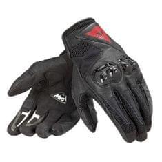 Dainese kožené moto rukavice  MIG C2 UNISEX černá