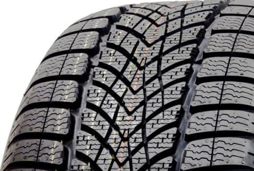 Dunlop SP Winter Sport 4D MO MFS 195/55 R16 T87
