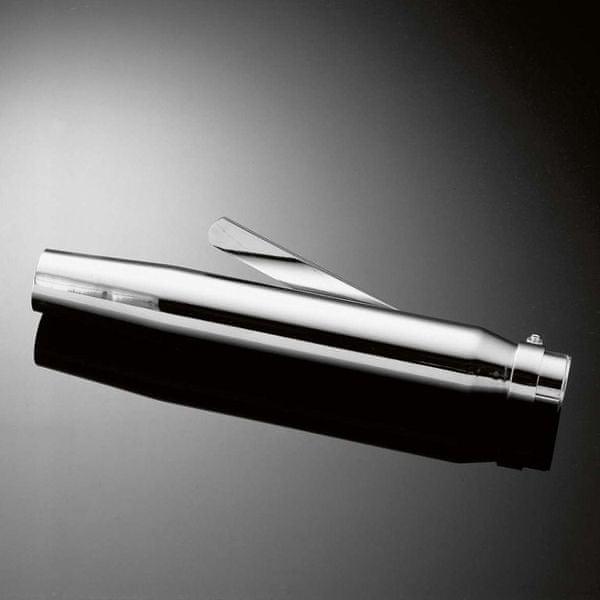 Highway-Hawk univerzální koncovka / tlumič výfuku TAPERED, průměr 38-45mm (1ks)