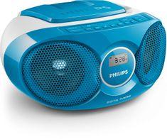 Philips prenosni CD radio AZ215N