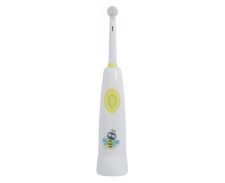 Elektrický zubní kartáček Buzzy Brush s melodií