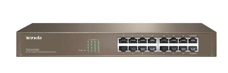 Tenda TEG1016D 16-port Switch (TEG1016D)