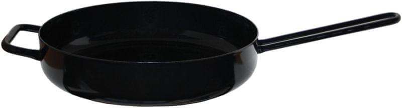 Metalac Masiv pánev s držadlem, 28 cm