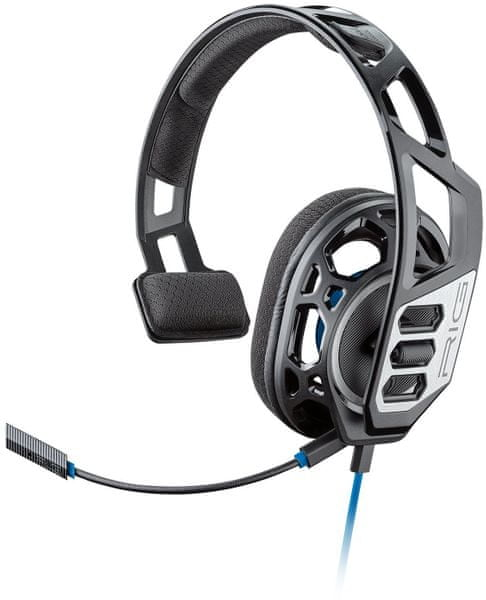 Plantronics RIG 100HS herní sluchátko s mikrofonem pro PS4 černé (209190-05)