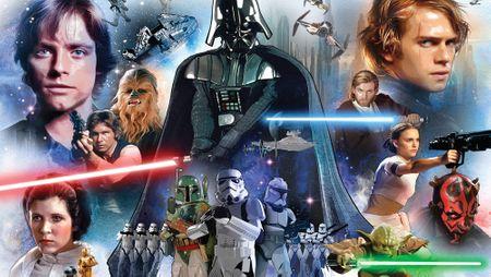 Walplus Fototapeta Star Wars 254x184 cm