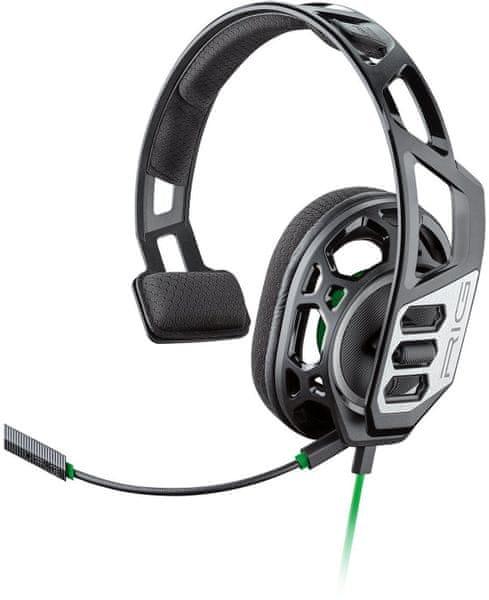 Plantronics RIG 100HX herní sluchátko s mikrofonem pro XBOX one černé (209180-05)