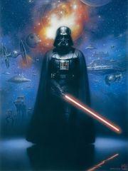 Walplus Fototapeta Star Wars Darth Vader 254x184 cm