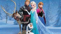 Walplus Fototapeta Frozen 254x184 cm