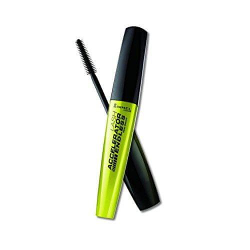 Rimmel Ultra prodlužující řasenka Lash Accelerator Endless (Mascara) 10 ml (Odstín 001 Black)