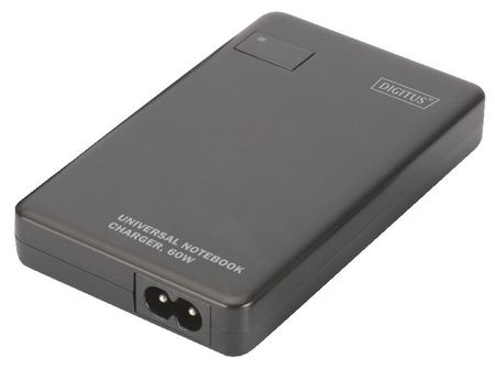 Digitus univerzalni napajalnik za prenosnike USB-C 60W
