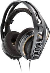 Plantronics RIG 400 DOLBY słuchawki z mikrofonem (210257-05)