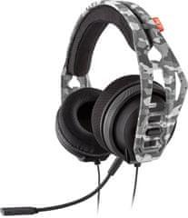 Plantronics słuchawki z mikrofonem RIG 400HS ARCTIC CAMO (210681-05)