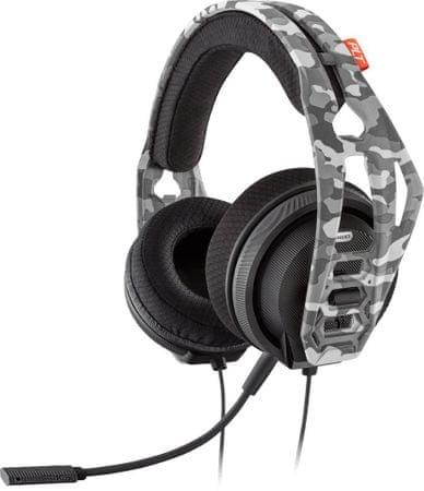 Plantronics RIG 400HS ARCTIC CAMO herní sluchátka s mikrofonem (210681-05)