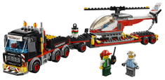 LEGO City Great Vehicles 60183 Ciągnik do transportu ciężkiego ładunku