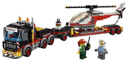 LEGO City Great Vehicles 60183 Tovornjak za težke tovore