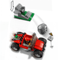 3 - LEGO City Police 60172 Zasledovanje po makadamski cesti