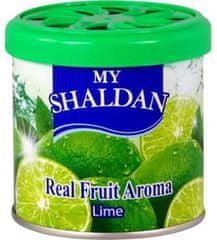 My Shaldan osvežilec zraka v gelu, z vonjem limete