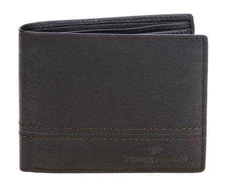 Tom Tailor Jerrie férfi barna pénztárca  396feed82e