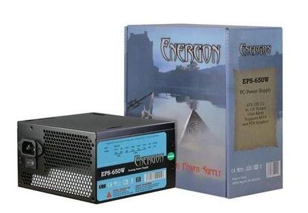 Inter-tech napajalnik Energon 650W