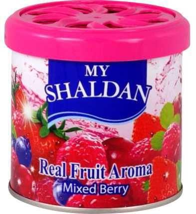 My Shaldan osvežilec zraka v gelu, z vonjem gozdnih sadežev