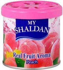 My Shaldan osvežilec zraka v gelu, z vonjem breskve