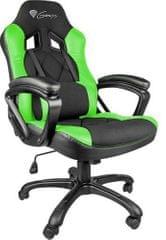 Genesis Gaming gamerski stol Nitro 330 (Sx33), zelen