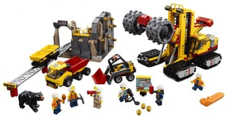 LEGO City Mining 60188 Rudarski strokovnjaki