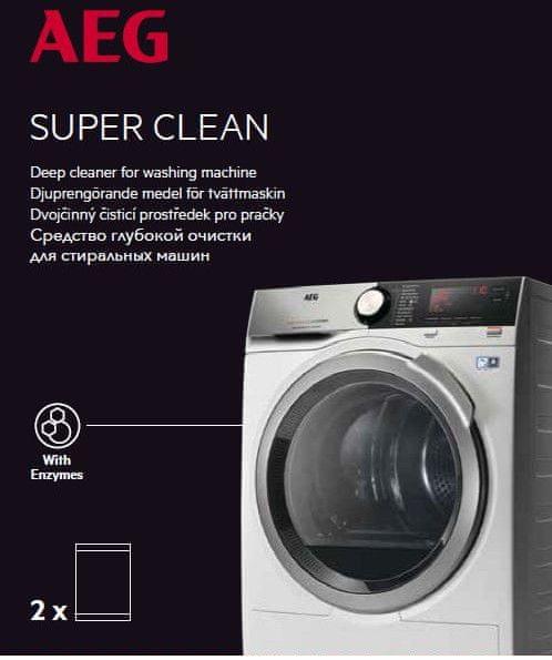 AEG Čistič praček Super Clean