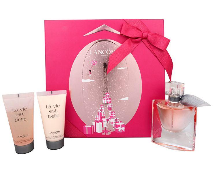 Lancome La Vie Est Belle - EDP 50 ml + sprchový gel 50 ml + tělové mléko 50 ml