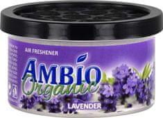 Ambio Organic osvežilec zraka iz lesnih vlaken z vonjem sivke