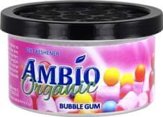Ambio Organic osvežilec zraka iz lesnih vlaken z vonjem rožnatega čigumija (bubble gum)