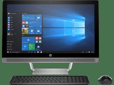 HP AiO računalnik ProOne 440 G3 i3-7100T/4GB/1TB/23,8FHD/FREEDos (1QM13EA)
