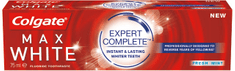 Colgate Max White Expert Complete Fresh Mint zubní pasta 75 ml