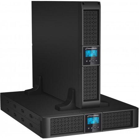 PowerWalker brezprekinitveno UPS napajanje VFI1500RT HID Online, 1500VA/1350W